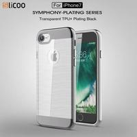 SLICOO skal till iPhone 7/8 - Svart
