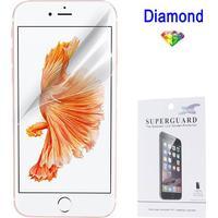Apple iPhone 7/8 Yourmate Diamond Skærmbeskyttelse (med glimmer og afgrænset)