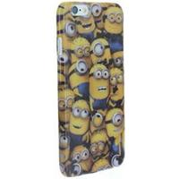 Mobil Cover iPhone 6/6S Plast Multi Minions