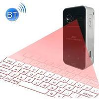 Virtuelt Bluetooth Laser Tastatur Android / iPhone / Apple / PC