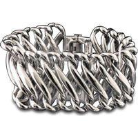 Armband 39mm Heavy Bone Chain Stainless Steel Bracelet