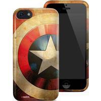 Captain America Shield Cover - iPhone 6 Plus