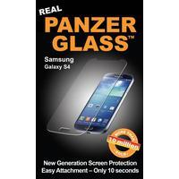 Panzer skärmskydd i härdat glas för Samsung Galaxy S4