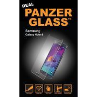 PANZER Skärmskydd i härdat glas till Galaxy Note 4