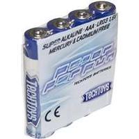 Techtoys AAA batterier 8 st/paket