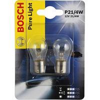 Bosch P21/4W stop/blink/baglygte autopæresæt
