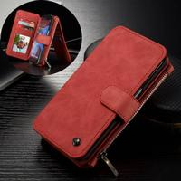 CaseMe Retro Wallet Case (Galaxy S7 Edge)