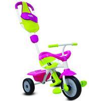 SMARTRIKE Smart Trike ® Trehjuling Play Plus, pink