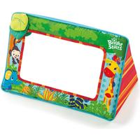bright stars HCM Bright Starts Sit & See Safari Floor Mirror