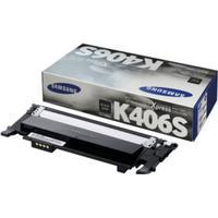 SAMSUNG Toner svart  1 500 sidor CLT-K406S