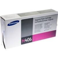 SAMSUNG Tonerkassett magenta  1 000 sidor CLT-M406S