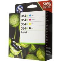 HP Multipack HP 364XL (CN684EE, CB323EE, CB324EE, CB325EE) N9J74AE