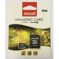 Maxell SD-kort 8 GB         *U 218-888 til vildtkamera 218-888