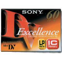 SONY Dvm-bånd 60 minutter til digitalt videokamera