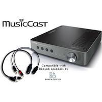 Yamaha MusicCast B&O..ink kabler) - FRI fragt & retur!