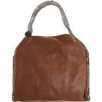 Stella McCartney Top Handle Handbag On Sale, Burned Red, Eco Leather, 2017