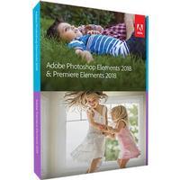 Adobe Photoshop Elements & Premiere Elements 2018 Win/Mac Eng DVD Uppgradering