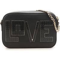 Shoulder Bag for Women On Sale, lilla, Leather, 2017, one size Les Petits Joueurs