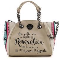 Le Pandorine Girls Handbag On Sale, Grey, Leather, 2017