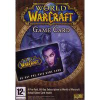 Blizzard World of WarCraft - 60 Days Game Card