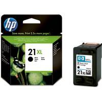 HP Black Ink Print Cartridge No. 21XL (12ml)