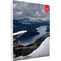 Adobe Lightroom 6 Win/Mac Engelsk DVD