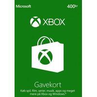 Microsoft Xbox Live Gift Card 400 Kroner (Xbox 360/Xbox One)