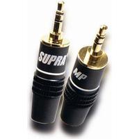 Jenving Supra MP-8 3.5mm Blank tråd Hona Minitelefon 3,5 mm Hane