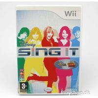Disney Sing It (Wii)
