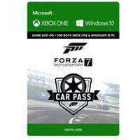 Forza Motorsport 7: Car Pass
