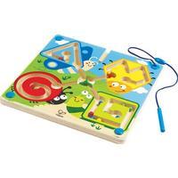Hape Best Bugs Magnetic Maze