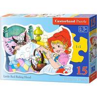 Castorland Little Red Riding Hood 15 Pieces