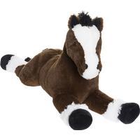 Teddykompaniet Häst Liggande 100cm