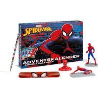 Craze Marvel Spider Man Advent Calendar 2017 57484