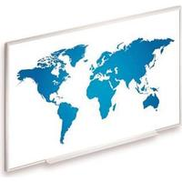 """Projecta Dry-Erase Screen Magnetic (16:10 87"""" Fixed Frame) 16:10 87"""" Ramspänd"""