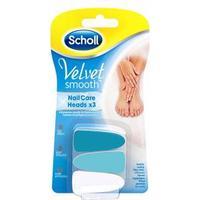 Scholl Velvet Smooth Nagel Refill