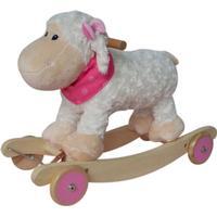 Jolly Gungdjur med hjul Lamm