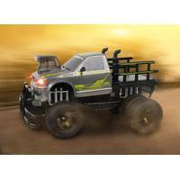 MegaLeg Superior Off-Road 6x6 Truck, Silver