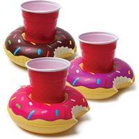 Badering til drikkevarer, donuts