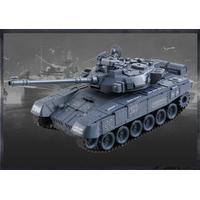 ZEGAN Russian T90 Fjernstyret Airsoft Tank 1:18