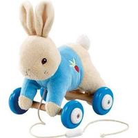 Peter Rabbit Pull Along Baby Toy
