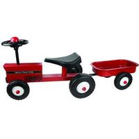uber kids Great Gizmos Ride On Tractor and Trailer