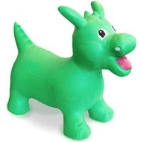 uber kids Happy Hopperz Ride On Bouncing Toy Green Dino