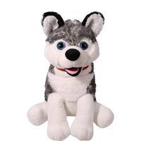 iPlush  Stor Husky Hunde Bamse 65cm