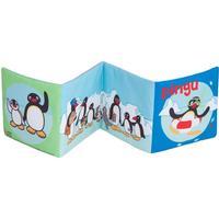 Pingu Stofbog med aktiviteter