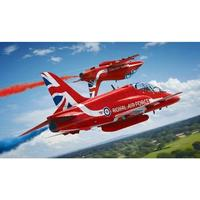 Airfix Red Arrows Hawk 2015