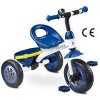 Trehjulet cykel - trehjulet cykel charlie (toyz) blå