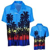 1d6eb24fab7 Hawaii Beach Skjorte kostume - Historiske kostumer til mænd