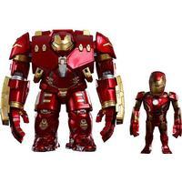 Hulkbuster og Iron Man Mark XLIII Artist Mix Bobble-Heads