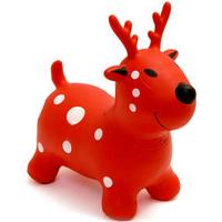 uber kids Happy Hopperz Ride On Bouncing Toy Red Deer